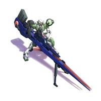 GN-002/DG014 ガンダムデュナメストルペード [Gundam Dynames Torpedo]