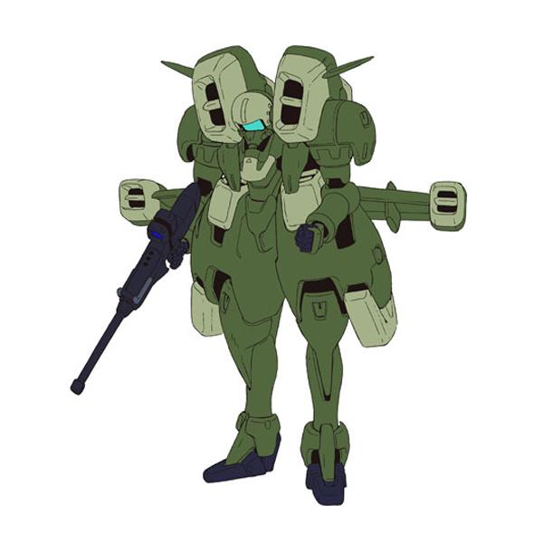 OZ-07AMS エアリーズ[ノイン専用機]
