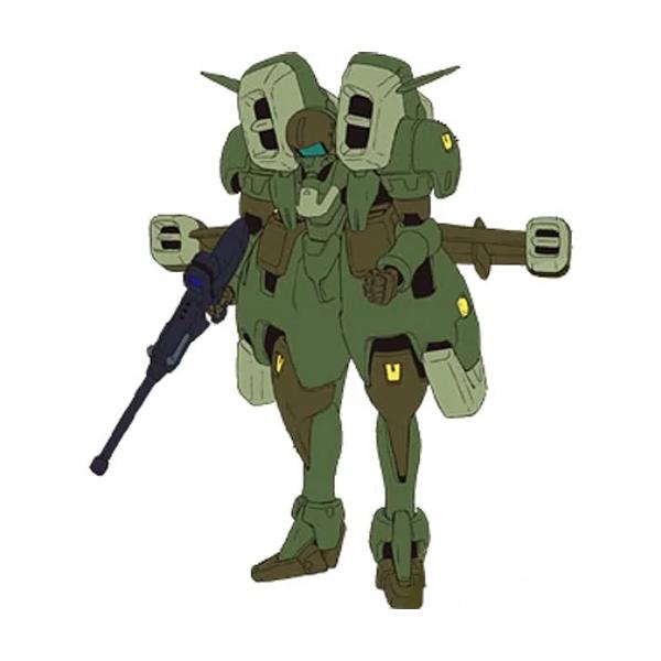 OZ-07AMS エアリーズ[OZ所属指揮官機仕様]