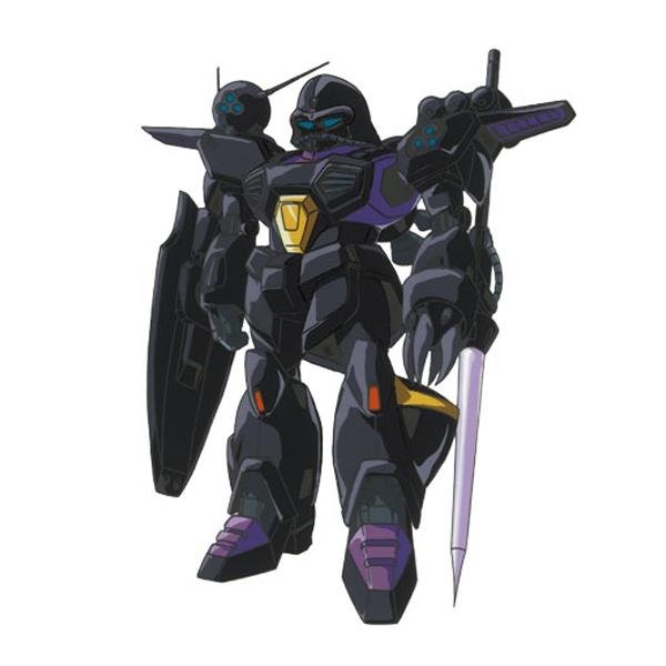 XM-03 エビル・エス[ブラック・バンガード機]