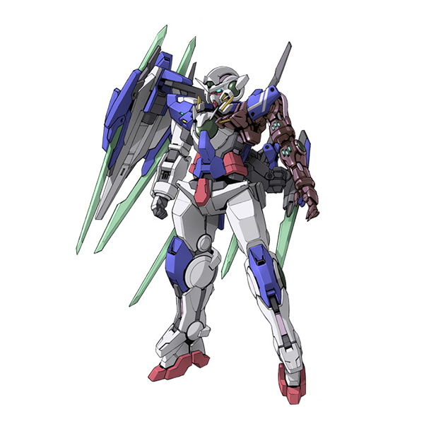 GN-001REIV ガンダムエクシアリペアIV [Gundam Exia Repair IV]