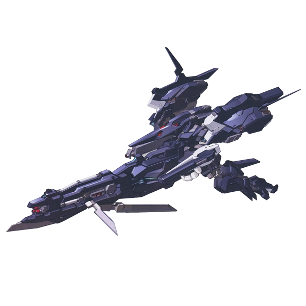 RX-123 ガンダムTR-S〈エルアライラー〉 [El-Ahrairah] 《A.O.Z》