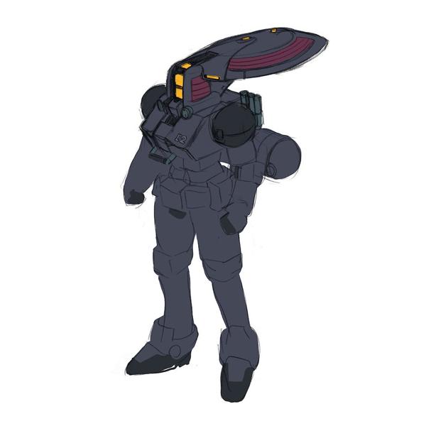 OZ-06MS EWACリーオー [Leo EWAC Type]