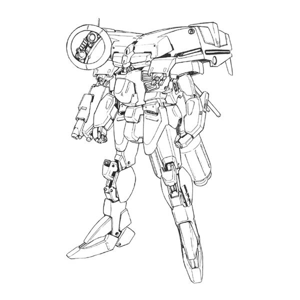 MSA-007E EWACネロ [EWAC Nero]