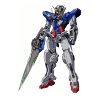 GN-001REII ガンダムエクシアリペアII(エクシアRII) [Gundam Exia Repair II]
