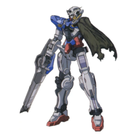 GN-001RE ガンダムエクシアリペア(エクシア改) [Gundam Exia Repair]