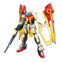 エクストリームガンダム(type-レオス) アイオス・フェース [Extreme Gundam Type Leos Agios Phase]