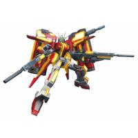 エクストリームガンダム(type-レオス) エクリプス・フェース [Extreme Gundam Type Leos Eclipse Phase]