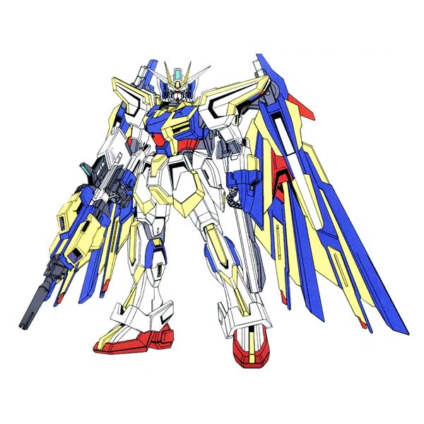 エクストリームガンダム type-レオスII Vs. [Extreme Gundam Type Leos II Vs]