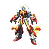 エクストリームガンダム(type-レオス) ゼノン・フェース [Extreme Gundam Type Leos Xenon Phase]