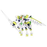 エクストリームガンダム ミスティック・フェイズ [Extreme Gundam Mystic Phase]