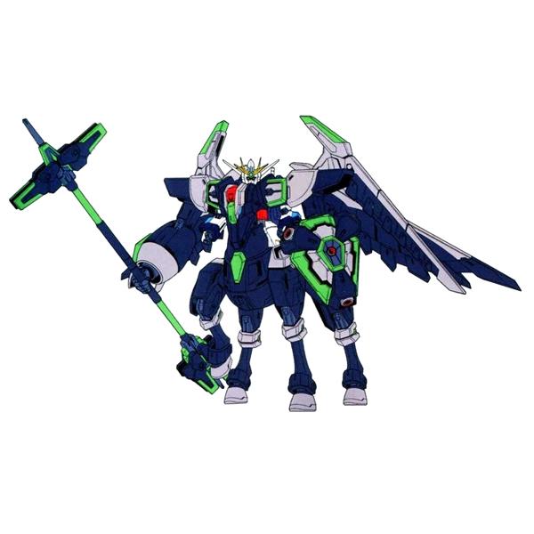 エクストリームガンダム リフェイザー・ミスティック [Extreme Gundam Rephaser Mystic]