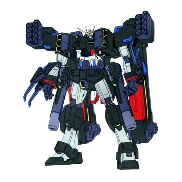 エクストリームガンダム リフェイザー・カルネージ [Extreme Gundam Rephaser Carnage]