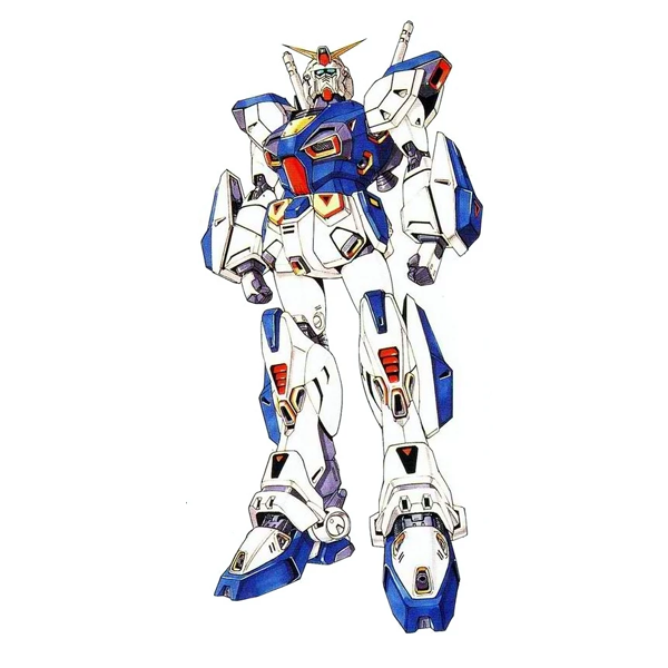 F90 ガンダムF90 [Gundam F90]
