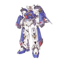 F90A ガンダムF90 アサルトタイプ [Gundam F90 Assault Type]