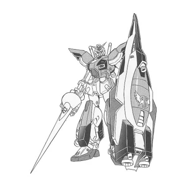 F90 ガンダムF90I インターセプトタイプ(木星決戦仕様)