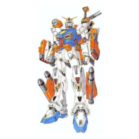F90M ガンダムF90 マリンタイプ [Gundam F90 Marine Type]