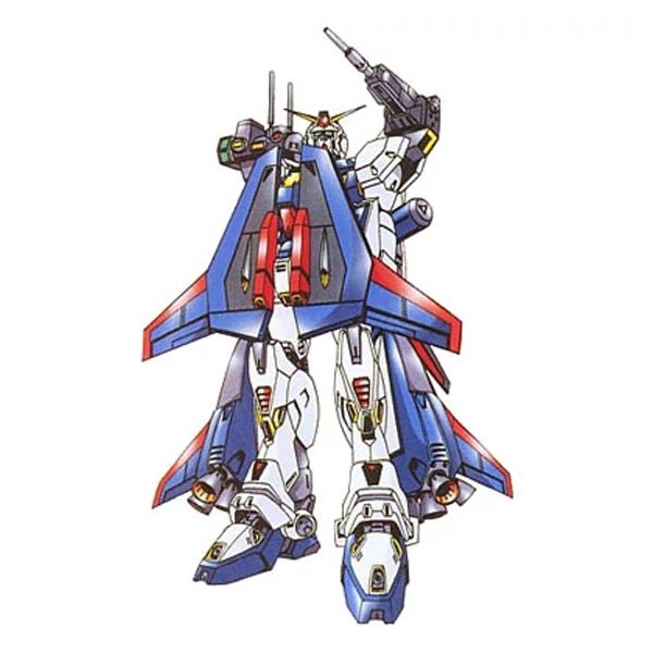F90P ガンダムF90 大気圏突入仕様 [Gundam F90 Plunge Type]