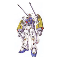 F90S ガンダムF90 サポートタイプ [Gundam F90 Support Type]