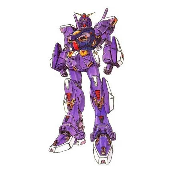 F90 ガンダムF90 2号機 [Gundam F90 Unit 2]