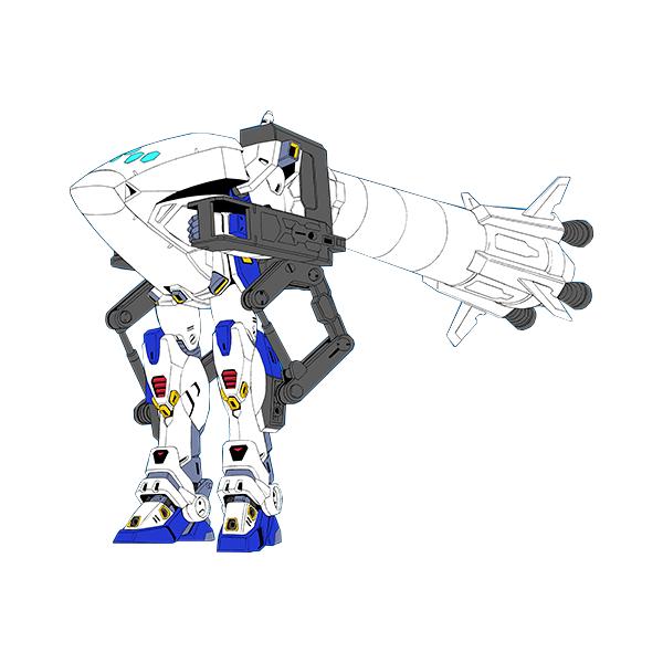 F90U ガンダムF90 アップリフトタイプ
