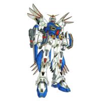F90V ガンダムF90 ヴェスバー試験型 [Gundam F90 VSBR Type]