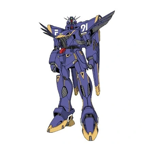 F91 量産型ガンダムF91 [ハリソン・マディン専用機](初代)