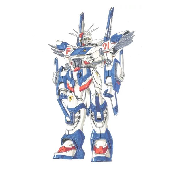 F91 ガンダムF91RR [Gundam F91RR]