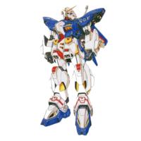 F90IIIY クラスターガンダム [Cluster Gundam]