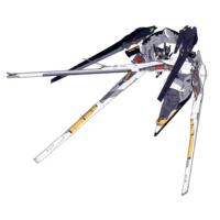 RX-124 ガンダムTR-6〈ファイバーII〉《A.O.Z》