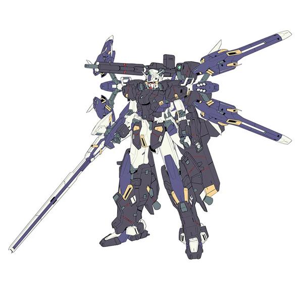 MSW-004 フルアーマー・ケストレル [Full-Armor Kestrel]