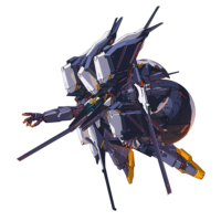 RX-124 ガンダムTR-6〈クィンリィ〉フルアーマー形態 [Gundam TR-6 (Queenly) Full Armor Form]