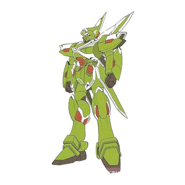 EMS-TC02 ファントムガンダム [Phantom Gundam]