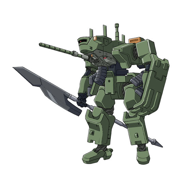 MSJ-04T ファントン指揮官型