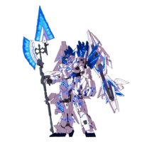 RX-0 フルアーマー・ユニコーンガンダム・プランB [Full Armor Unicorn Gundam Plan B]