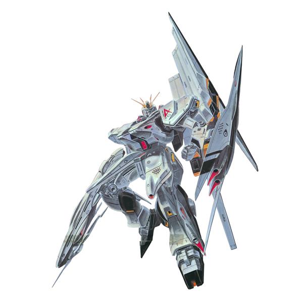 FA-93S フルアーマーνガンダム [Full Armor ν Gundam]