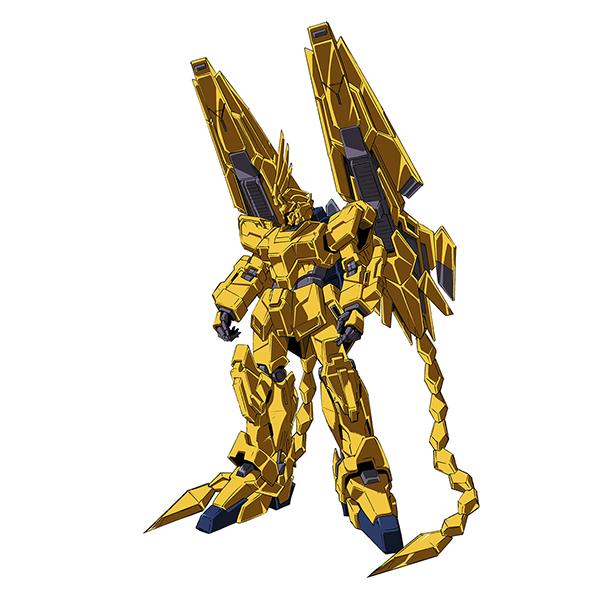 RX-0 ユニコーンガンダム3号機フェネクス(UC.0097)