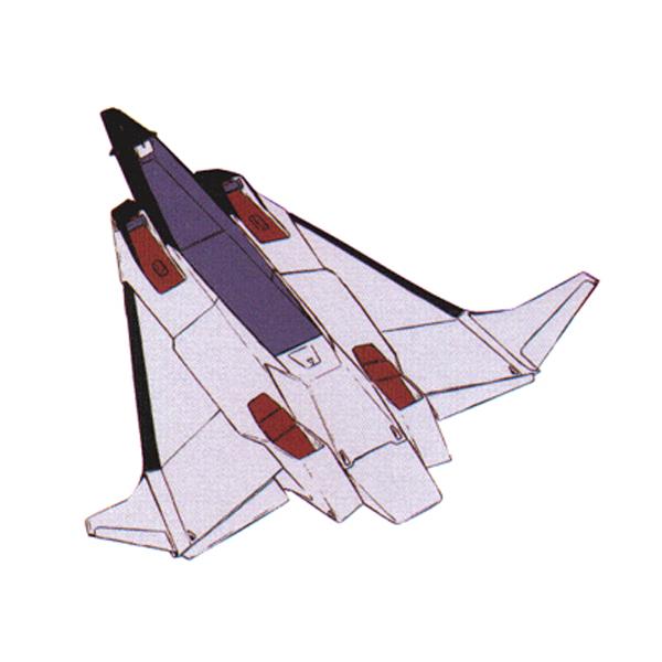 FXA-00 フライングアーマー [Flying Armor]
