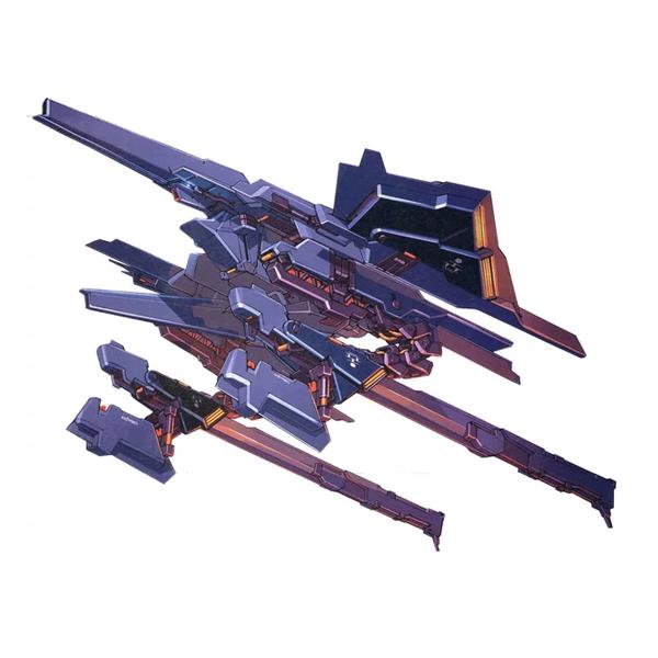 FF-X29A Gパーツ[フルドド]実戦配備カラー 2機合体状態