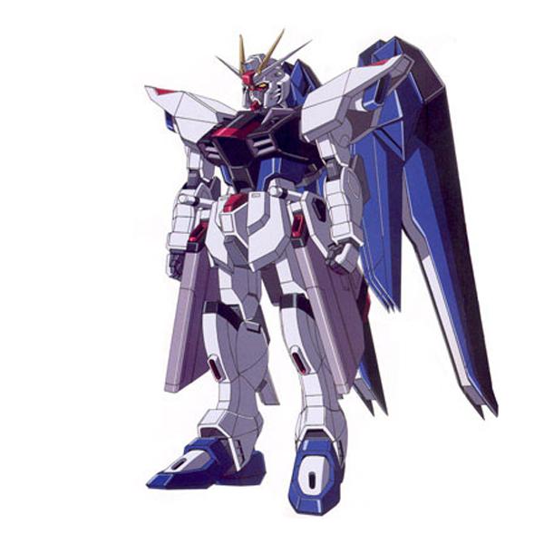 ZGMF-X10A フリーダムガンダム [Freedom Gundam]