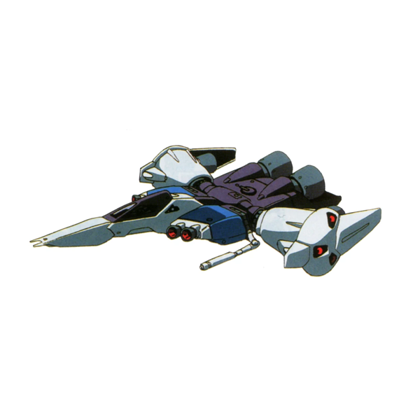 FF-XII-Fb コア・ファイターII フルバーニアン [Core Fighter II Full Burnern]