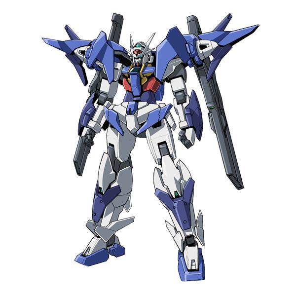GN-0000DVR/S ガンダムダブルオースカイ [Gundam 00 Sky]