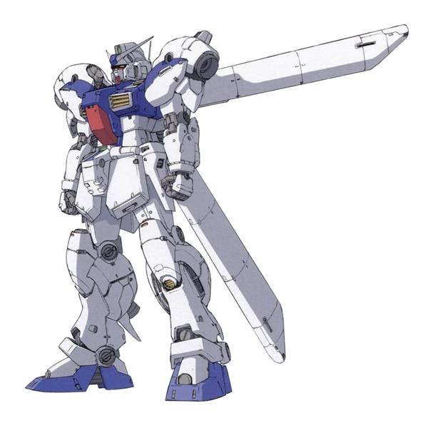 "RX-78GP04G ガンダム試作4号機〈ガーベラ〉 [Gundam ""Gerbera""]"