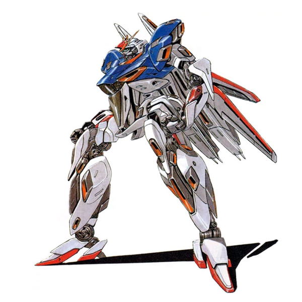 α000-0001 ガイア・ギア試作機 [Gaia Gear Alpha Test Unit]