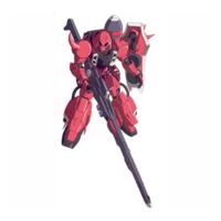 ZGMF-1000/A1 ガナーザクウォーリア[ルナマリア・ホーク専用機] Gunner ZAKU Warrior [Lunamaria Hawke Custom]