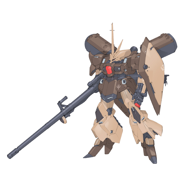 AMX-101S ガルスS(中距離支援装備仕様) [Galluss-S]《A.O.Z》