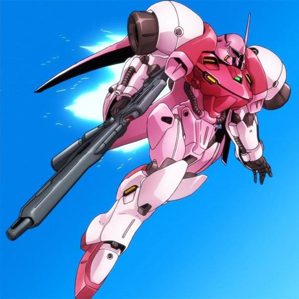 AGX-04 ガーベラ・テトラ[キララ機]