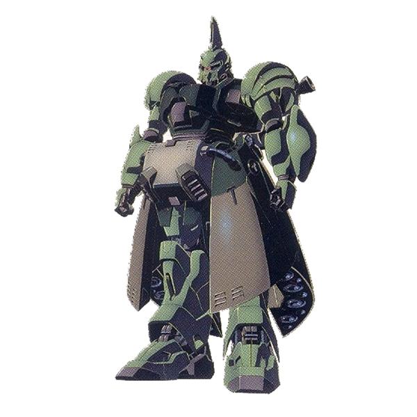 CCMS-03 ブグ スペースモード(Lブースターパック装備) [Bugu Space Mode L-skirt Long-range Booster Pack]