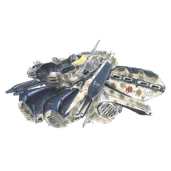 RX-92LAS Gコマンダー《近藤版》