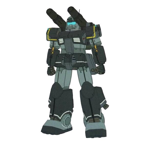 RX-77-3D ガンキャノン重装型タイプD [スレイヴ・レイス仕様機]